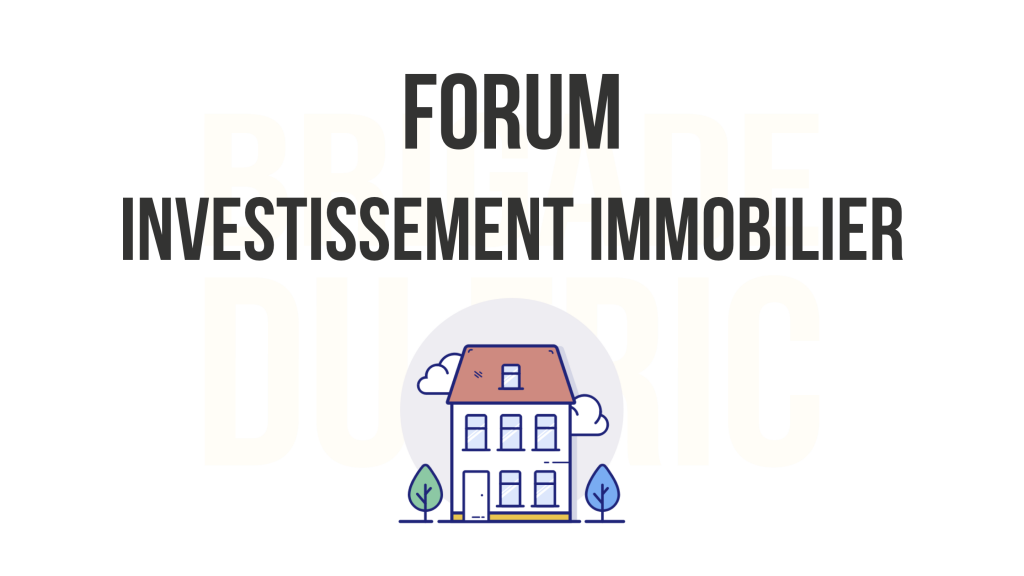 Forum Investissement Immobilier