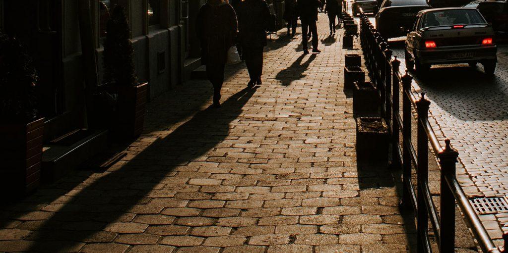 Le trottoir