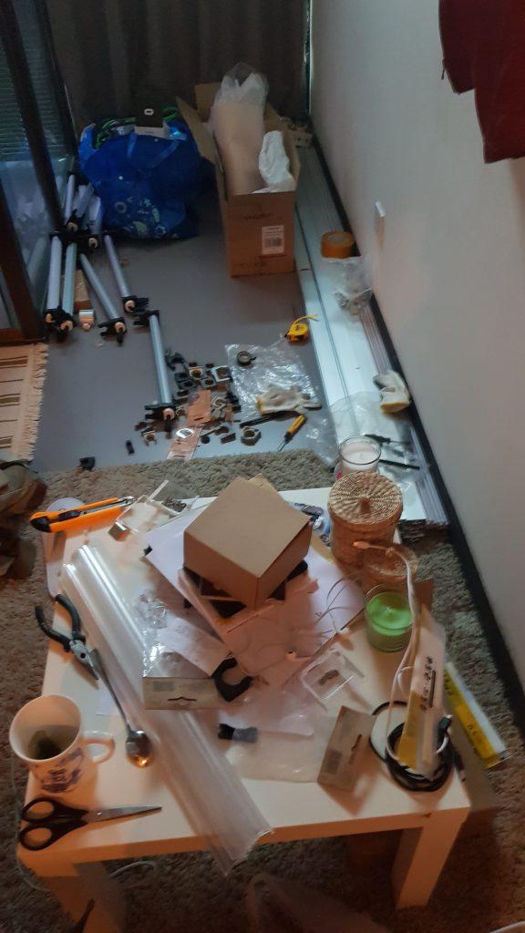Créer un produit en dans sa chambre