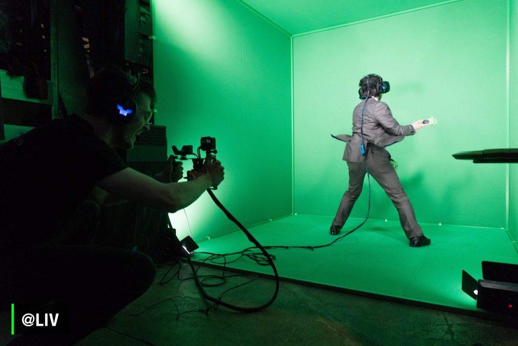 jouer en réalité virtuelle