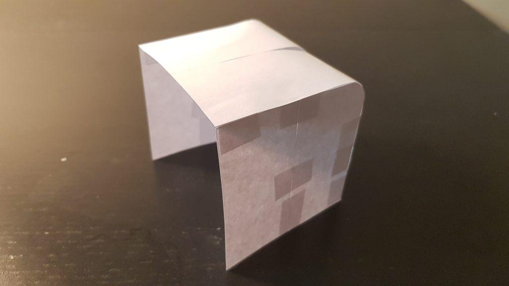 prototype produit papier