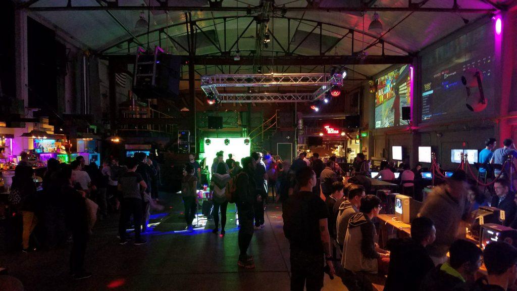 soirée jeux vidéos événements