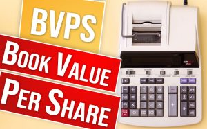 BVPS : Book Value Per Share - Bourse
