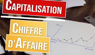 Ratio capitalisation sur Chiffre d'Affaire : bourse