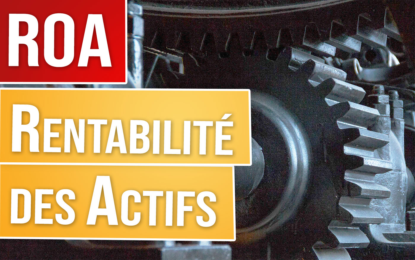 Rentabilité des actifs - ROA