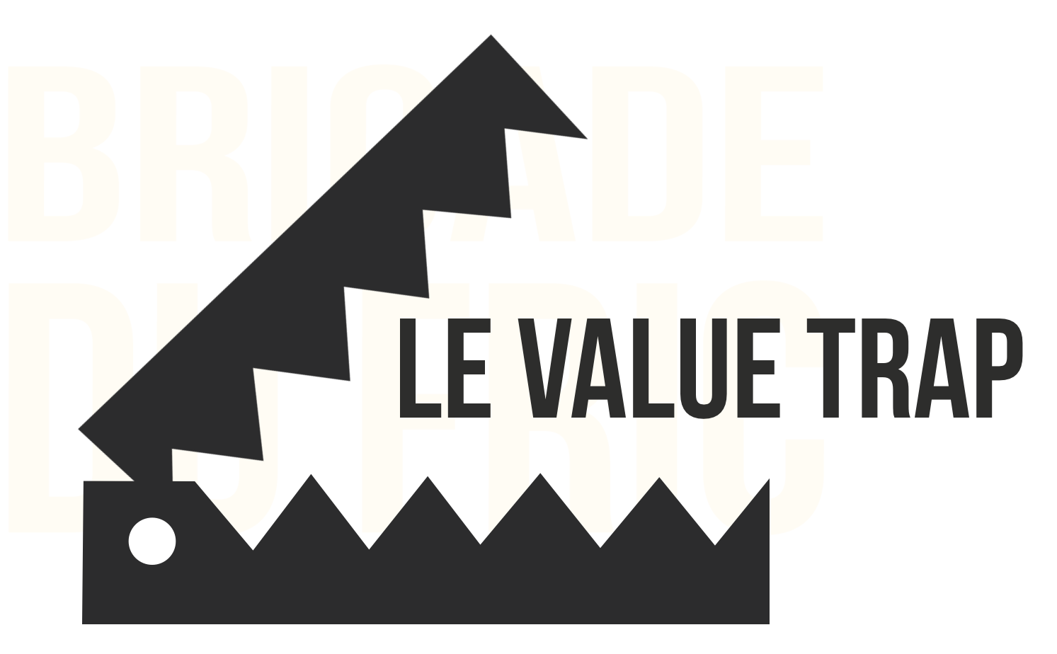 Value Trap : Book Value & BVPS
