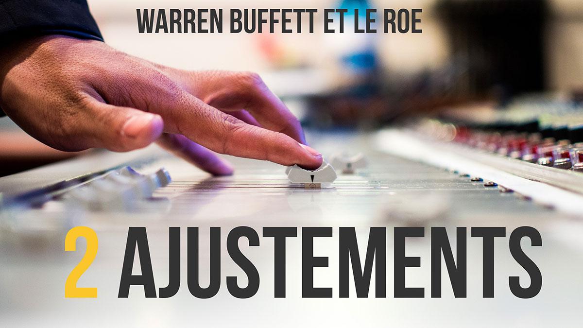 L'avis de Warren Buffett sur le ratio de rentabilité des capitaux propres