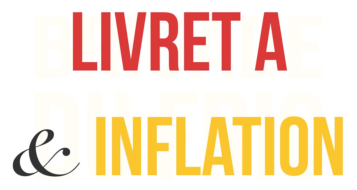 Livret A et inflation