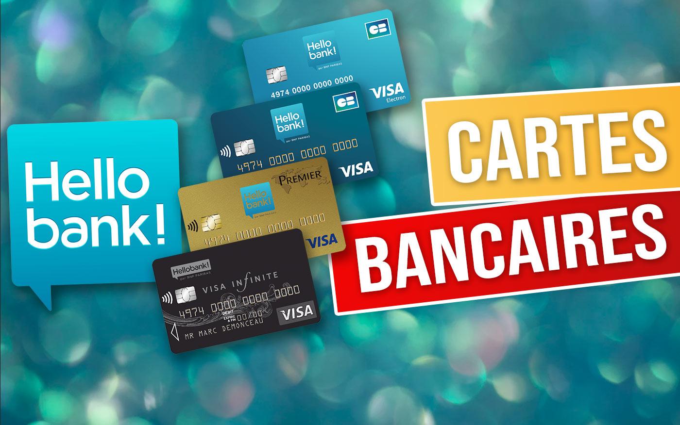 Hello bank cartes bancaires avis