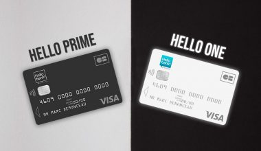 Hello one vs hello prime - Hello bank!