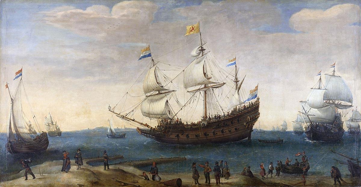 Histoire de la bourse : La Compagnie néerlandaise des Indes orientales