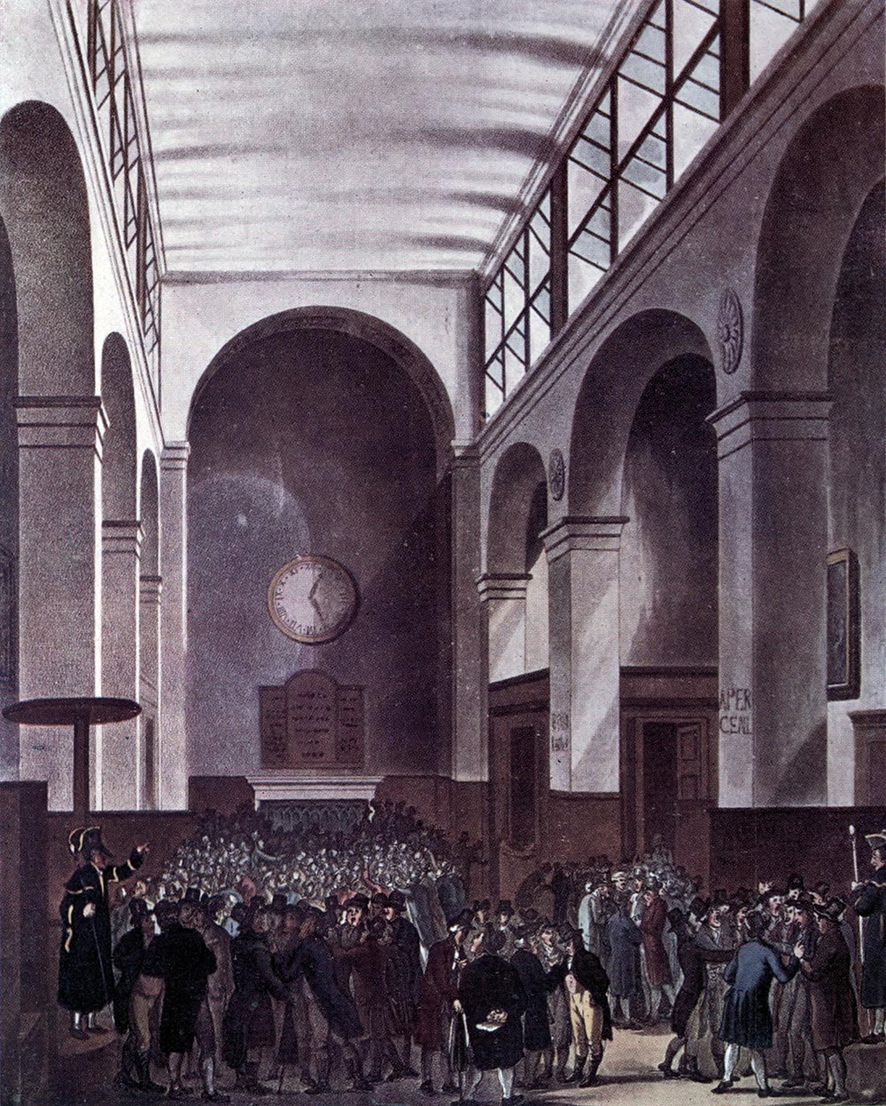 London stock exchange 1810