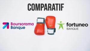 Boursorama vs Fortuneo