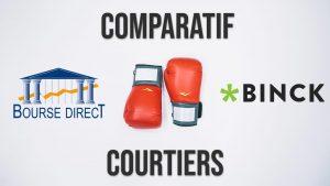 Bourse Direct vs Binck