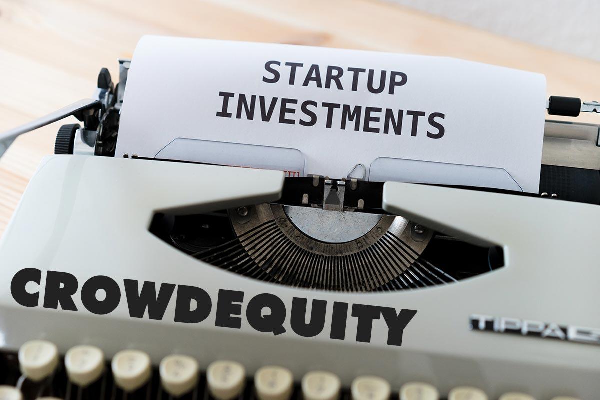 Crowdequity Startup