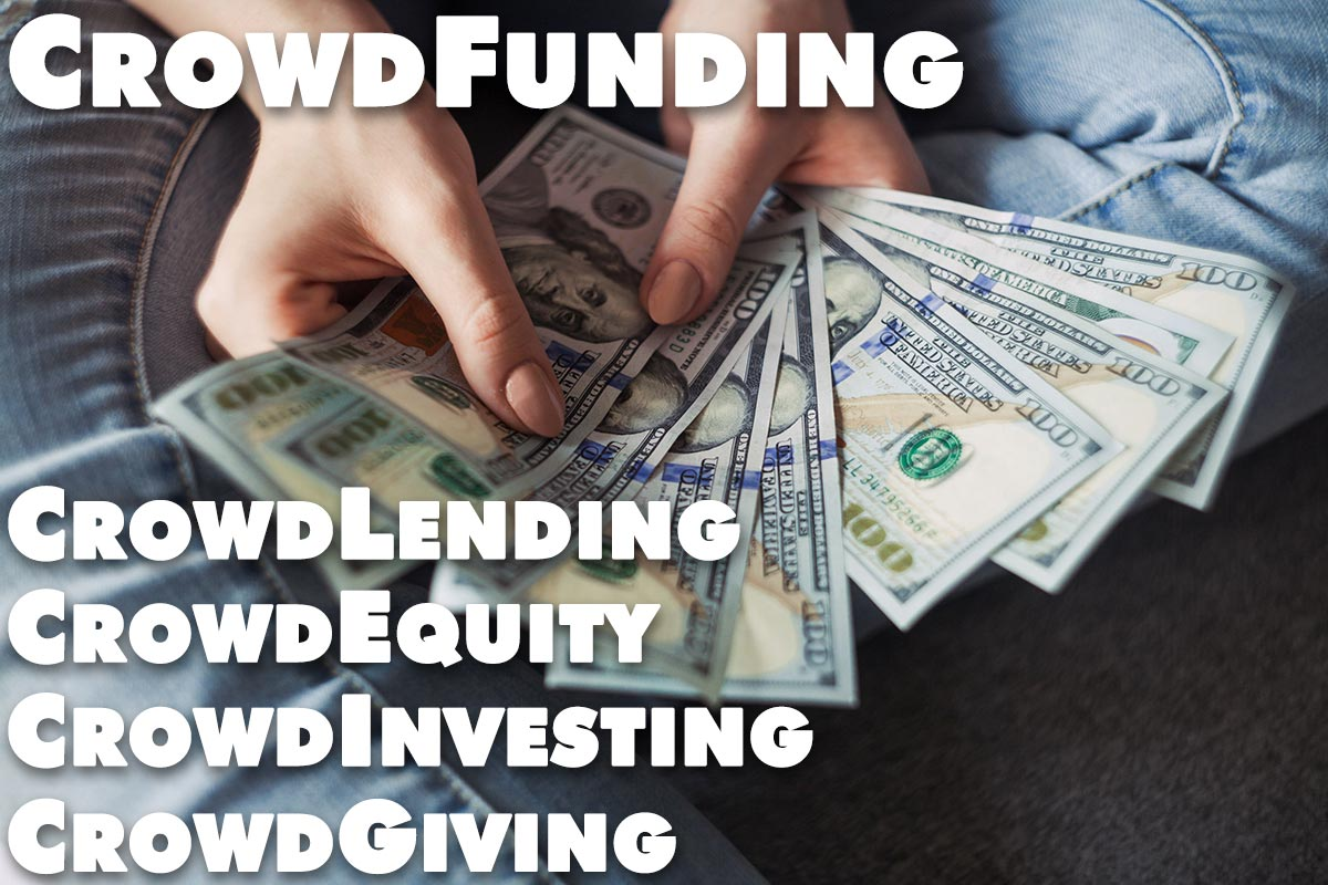 Crowdfunding, Crowdlending, Crowdequity, Crowdinvesting, Crowdgiving