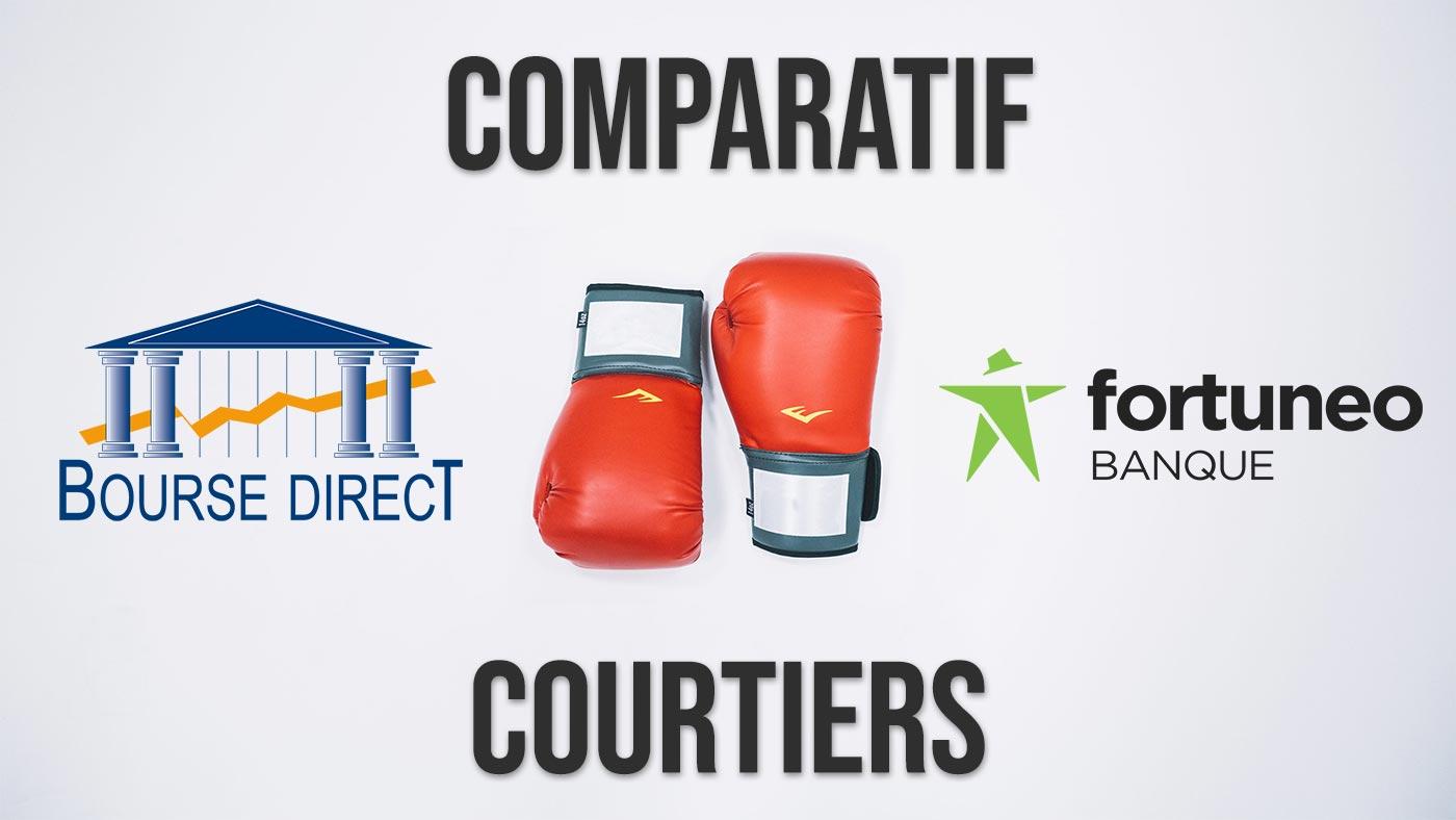 Bourse Direct vs Fortuneo