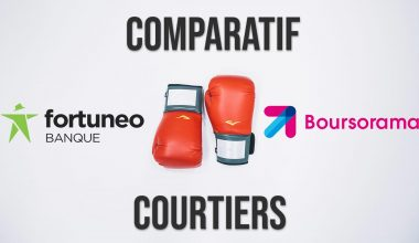 Bourse : Fortuneo vs Boursorama